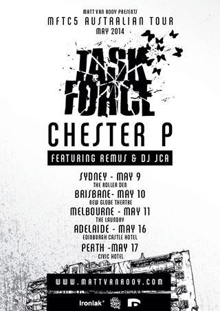 Taskforce Tour 2014