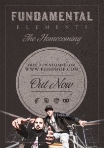 Fundamental Elements The Homecoming Ep