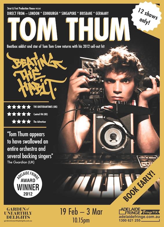 Tom Thum Beating The Habbit