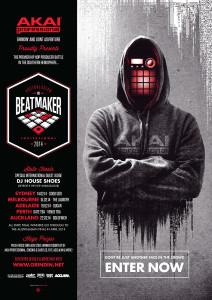 Australasian Beatmaker 2014
