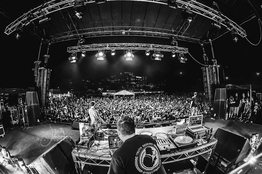 Sprung Crowd, Sprung hip hop festival, All Aussie hip hop festival