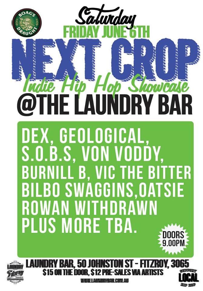 Next Crop Showcase Volume 3
