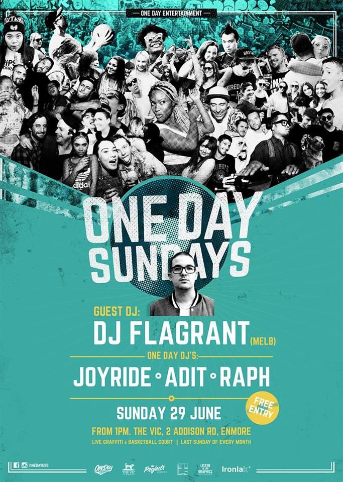 One Day Sundays June