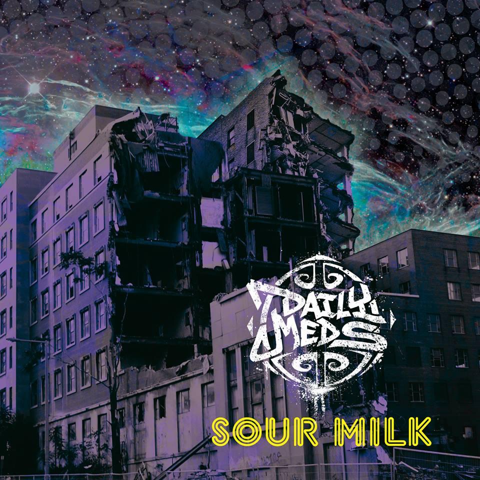 Daily Meds Sour Milk, Big Village, Ozhiphop, Australian Hip Hop, Ozhiphopshop, Aussie Hip Hop