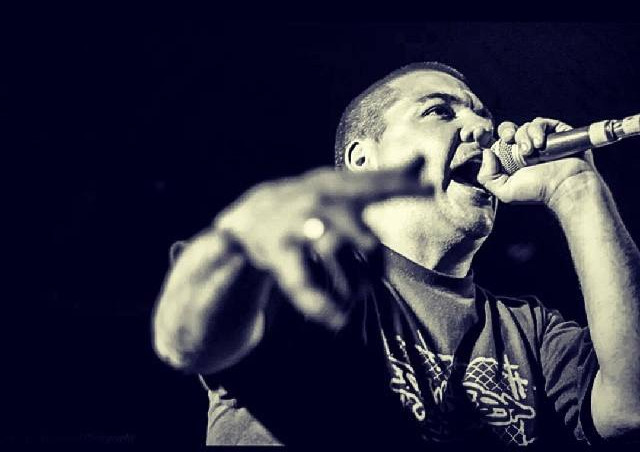 Nuggy Gee; live performance. Images courtesy of Dwayne Bridgland Photography