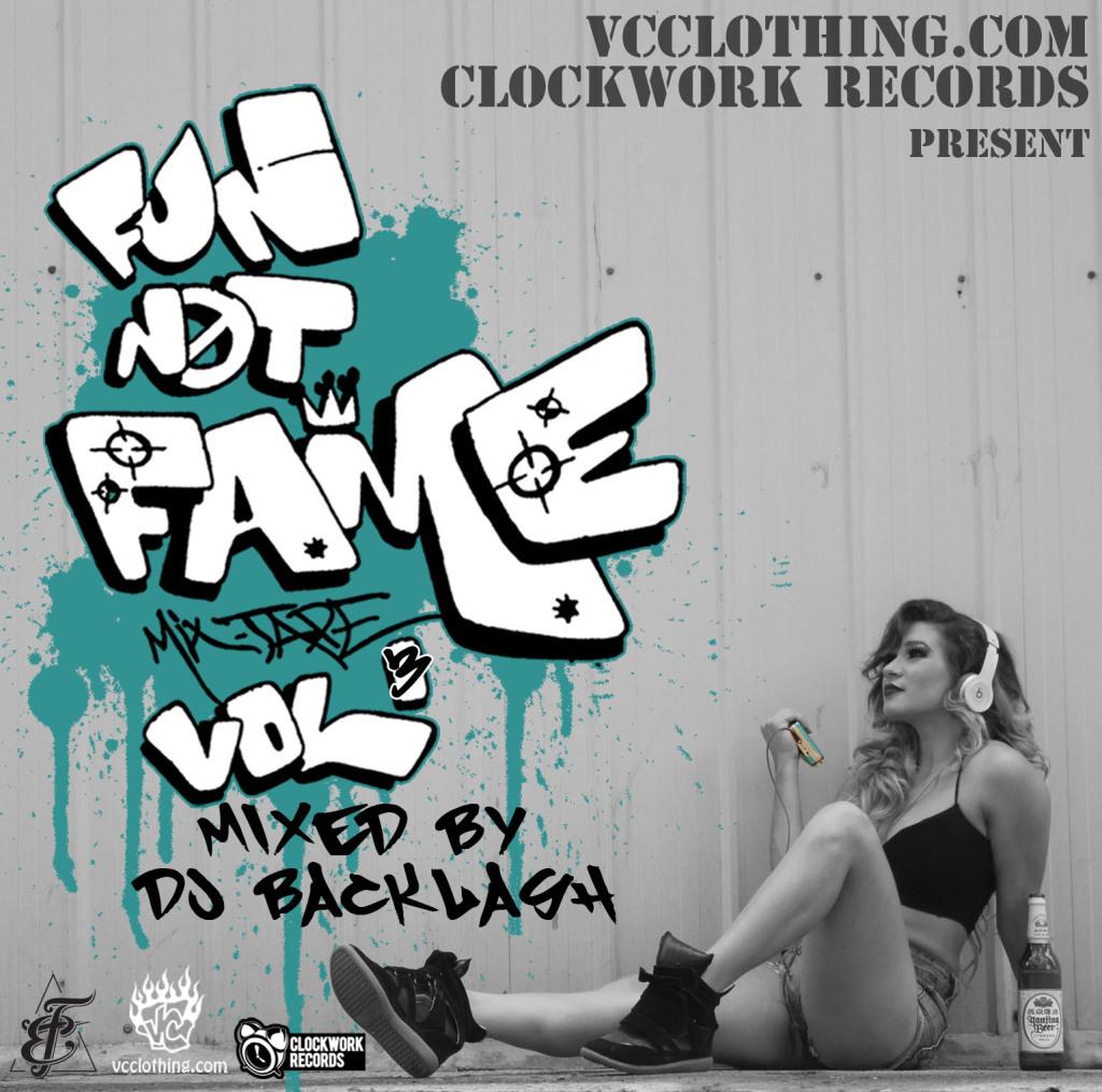 Fun Not Fame Mixtape 3