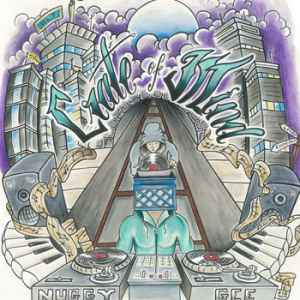 Nuggy Gee Crate Of Mind, Australian Hip Hop, Aussie Hip Hop, Ozhiphop