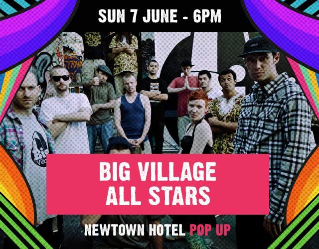 Big Village, Australian Hip Hop, Ozhiphop, Ozhiphopshop, Hip Hop