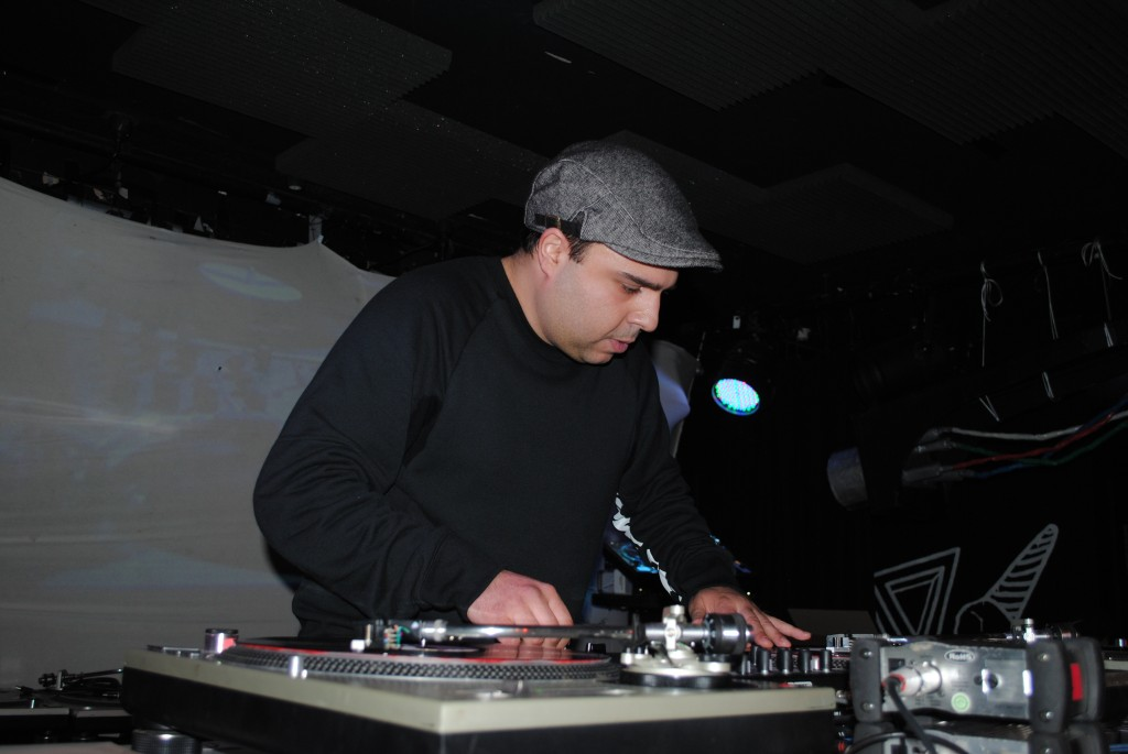 Australian 2015 DMC DJ Championship Victorian Heat winner DJ G Smooth