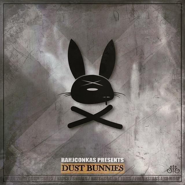 Rahjconkas Dust, Bunnies, Australian hip hop, Aussie hip hop, Born Fresh Records, Hip hop, All Australian hip hop, Hip hop drum kit, Sound bank