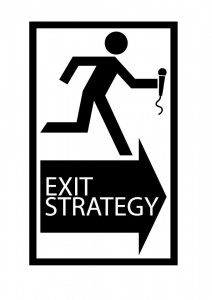 Exit Strategy Logo