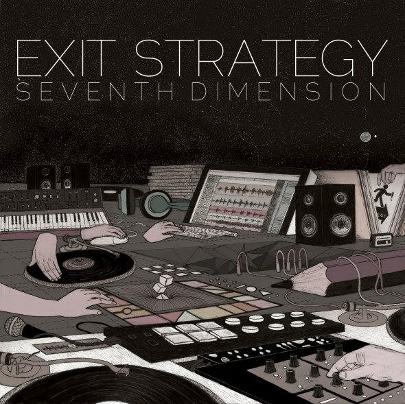 Exit Strategy Seventh Dimension, Australian Hip Hop