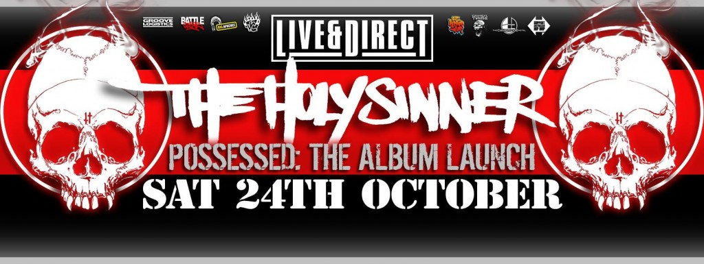 Live And Direct - The Holy Sinner, Australian Hip Hop