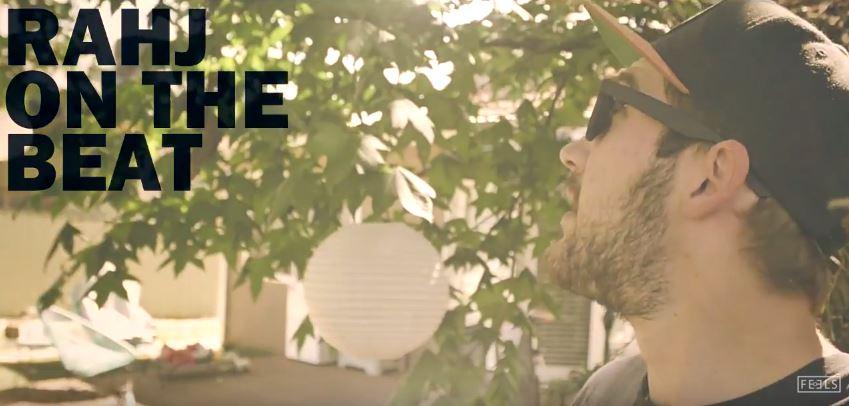 Rahj On The Beat Episode 3, Hip Hop Beat Video