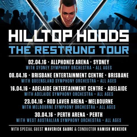 Hilltop Hoods Tour Dates