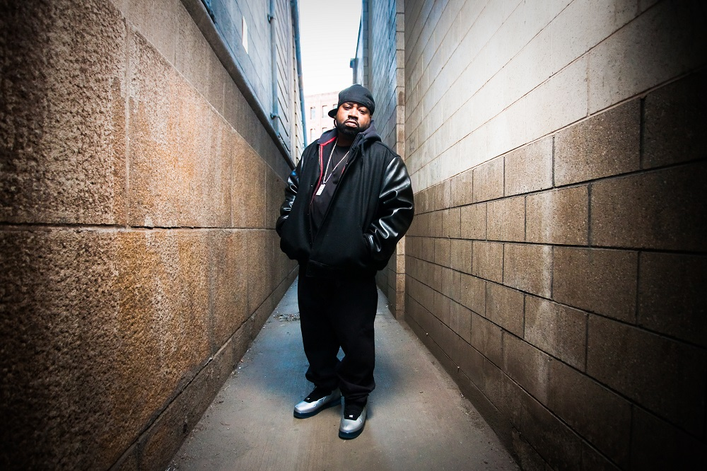 Lord Finesse Rapper
