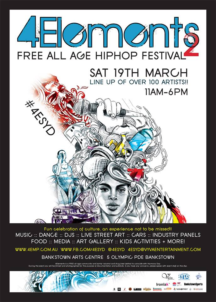 4 elements hiphop festival 2016