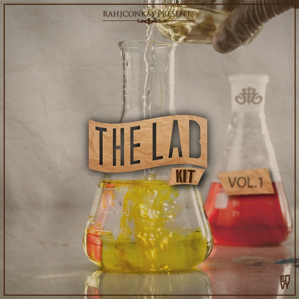Rahjconkas - The Lab Kit Vol 1