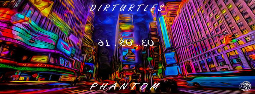 Premier: The Dirturtles Release Brand New Music Video 'Phantom'