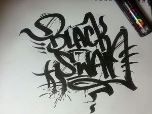 'Black Swan' Tomahawk