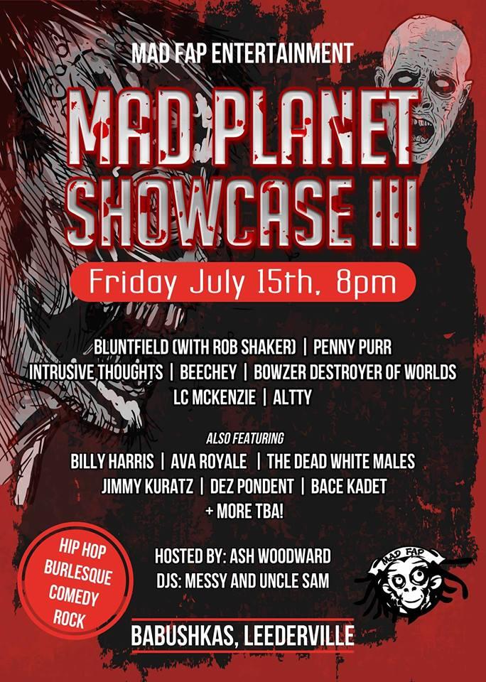 Madplanet Showcase 3