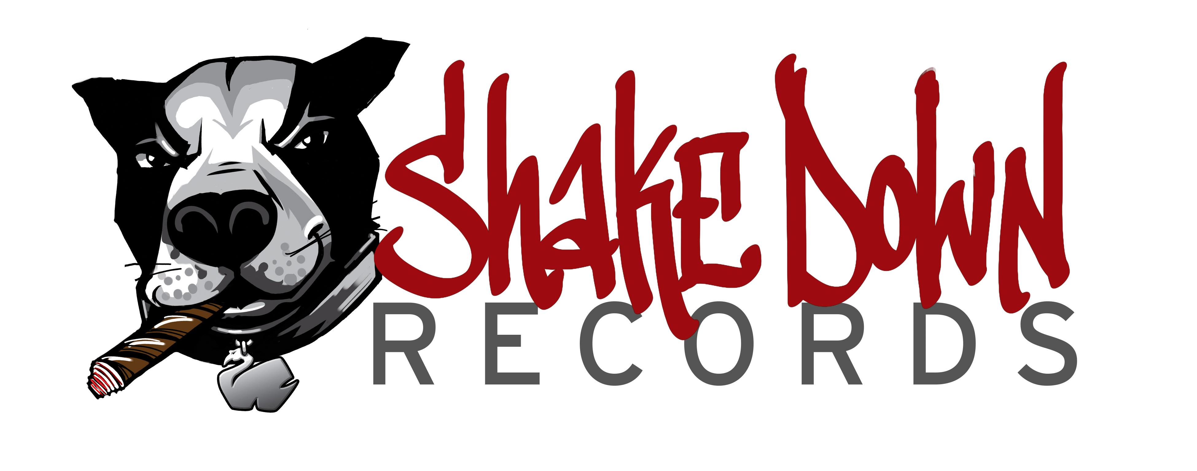 SHAKEDOWNRECORDS RED
