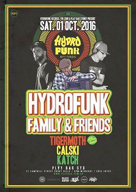 Hydrofunk Sydney Show Calski
