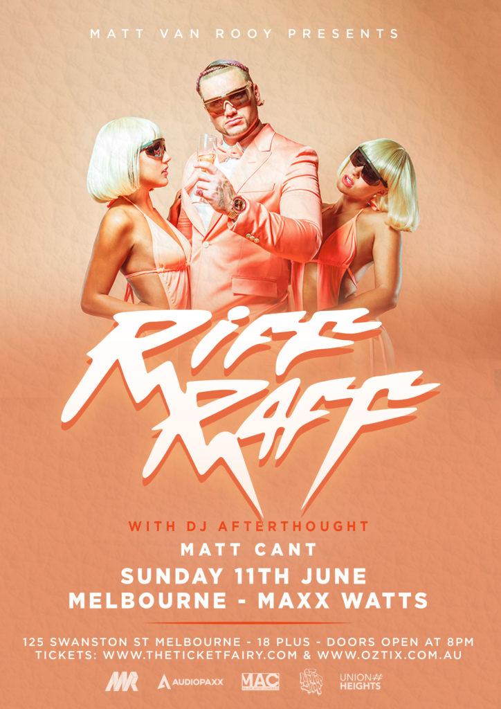 Riff Raff Melbourne Show