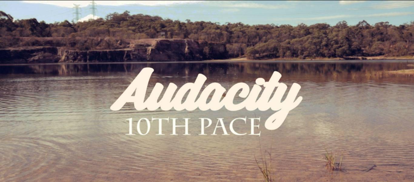 Audacity 10th Place