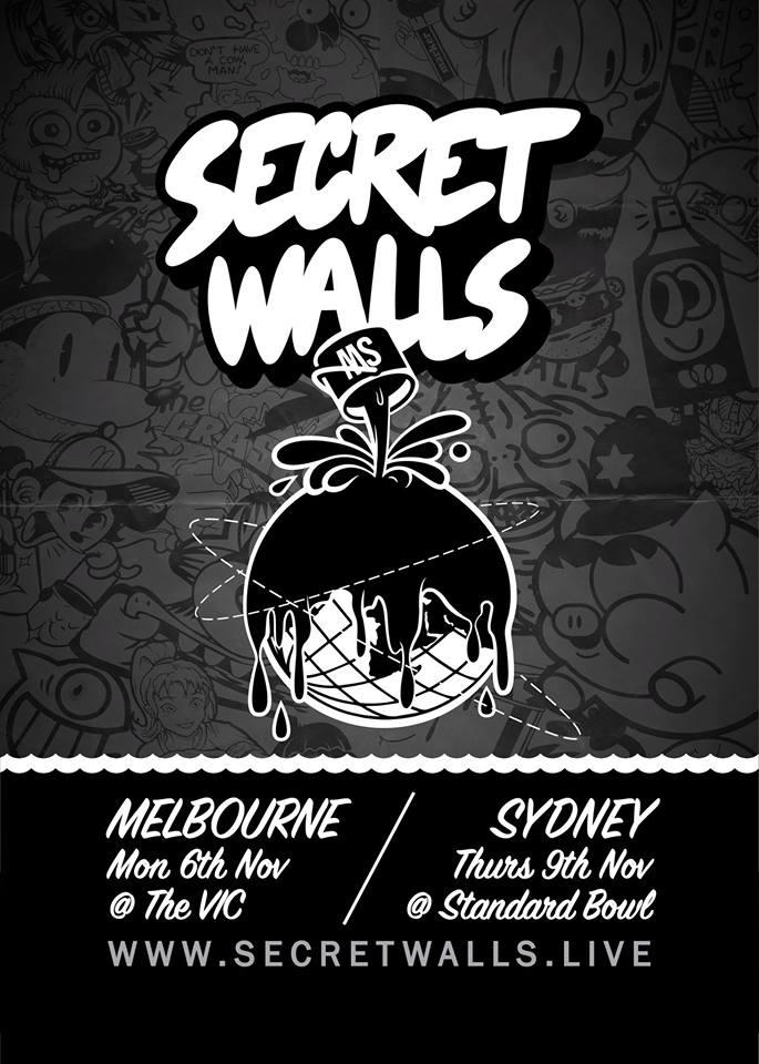 Secret Walls Australia 2017