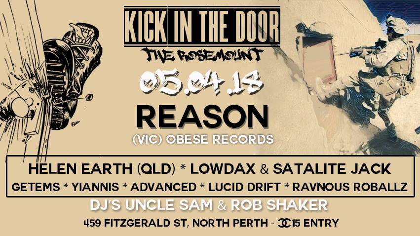 Australian Hip Hop Event Kick In The Door 18