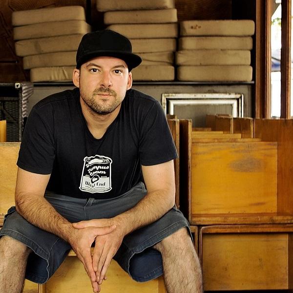 Australian Hip Hop Artist Crooked White