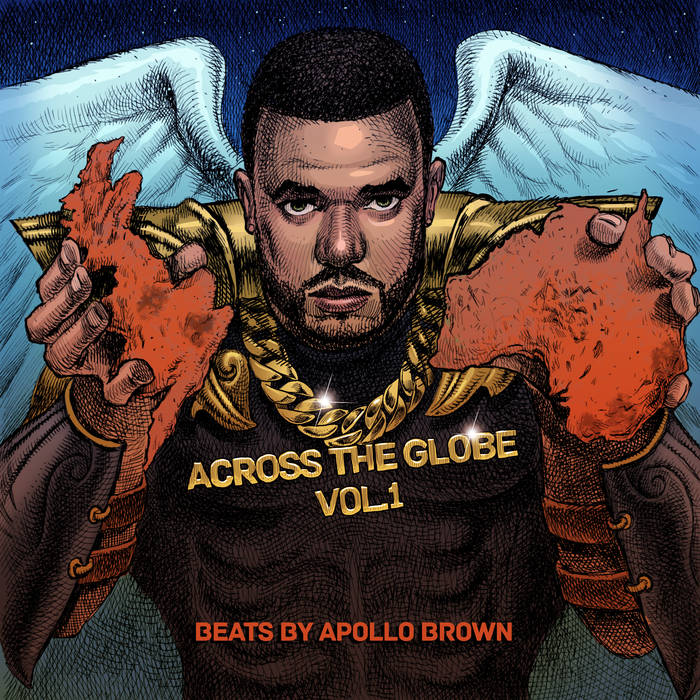 Across The Globe Vol.1 beats by Apollo Brown
