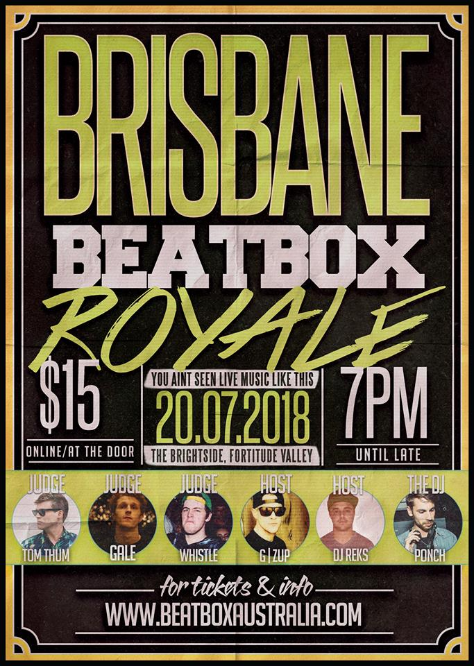 BrisbaneBeatboxRoyal2018