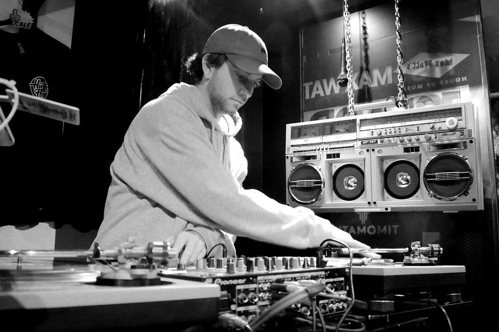 Australian Hip Hop Producer Mumbles