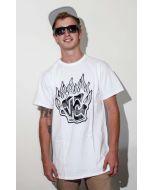 Velvet Couch T Shirt - VC Flame