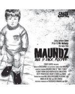 Maundz - Take It Back Mixtape Cover