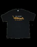 Gaz Hazard - Hazardous to Ya Health T-Shirt