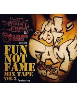Fun Not Fame Mixtape Vol 2 Cover