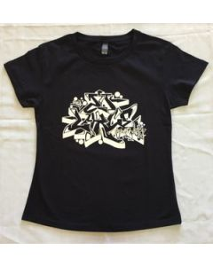20Large - Women's Graffiti T Shirt