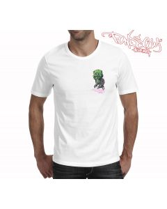 Pondscum Clothing - 3rd Eye Mini Print T Shirt
