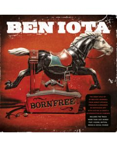 Ben Iota - Born Free Cd