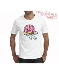 Pondscum Clothing - Braindead T Shirt