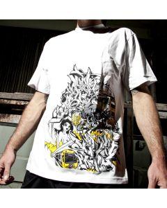Velvet Couch T Shirt - Collab Detail