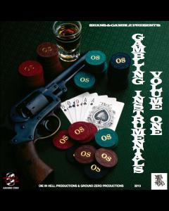 Gamblz - Gambling Instrumentals Volume One