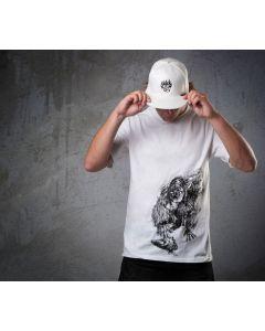 Velvet Couch T Shirt - Gorilla
