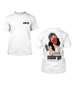 20Large - Graff Girl T Shirt
