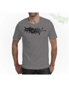 Pondscum Clothing - Handstyles Print T Shirt