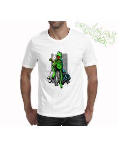 Pondscum Clothing - Kermy T Shirt