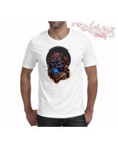 Pondscum Clothing - Mad Scientist Print T Shirt